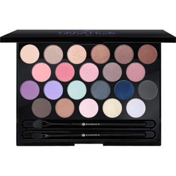 create & transform my wonder eye palette