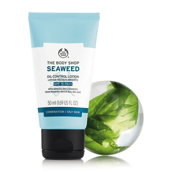 Seaweed Oil-Control Lotion SPF 15
