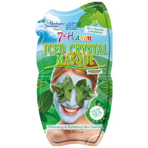 Iced Crystal Face Mask 15g