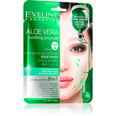 Facemed Purifying Green Clay Mask 50ml