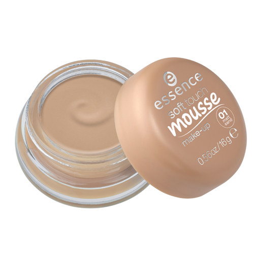 Soft Touch Mousse Make-Up Matt Vanilla