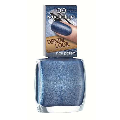 Denim Look Nail Polish 09