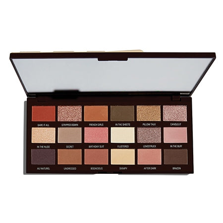 I Heart Revolution Nudes Chocolate Palette