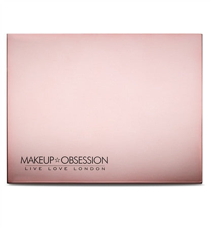 Makeup Obsession Palette Large Luxe Rose Gold Obsession