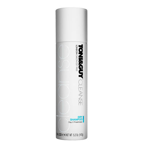 Toni & Guy Cleanse Dry Shampoo 250ml