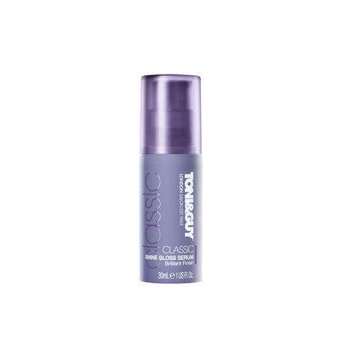 Toni & Guy Classic Shine Gloss Serum 30ml