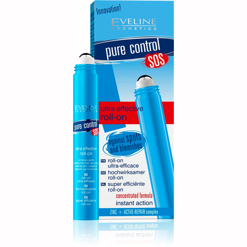 Pure Control Anti bacterial Roll On -15ml