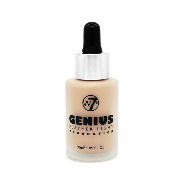 W7 Genius Feather Light Foundation 30ml