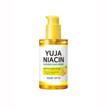 SOME BY MI Yuja Niacin 30 Days Blemish Serum Mask Sheet