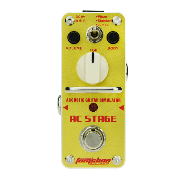 Aroma AAS-3 AC STAGE Acoustic Analogue Effect Pedal