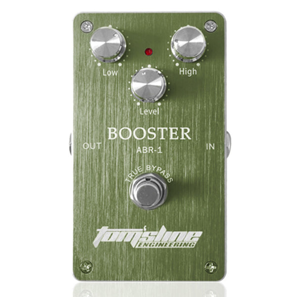 Aroma ABR-1 Booster Boost Analogue Effect Pedal