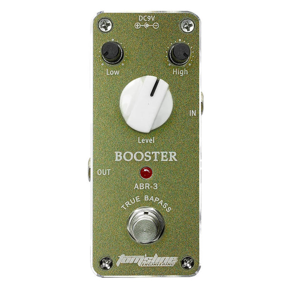 Aroma ABR-3 Booster Boost Analogue Effect Pedal