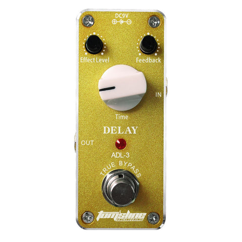 Aroma ADL-3 Delay Analogue Effect Pedal