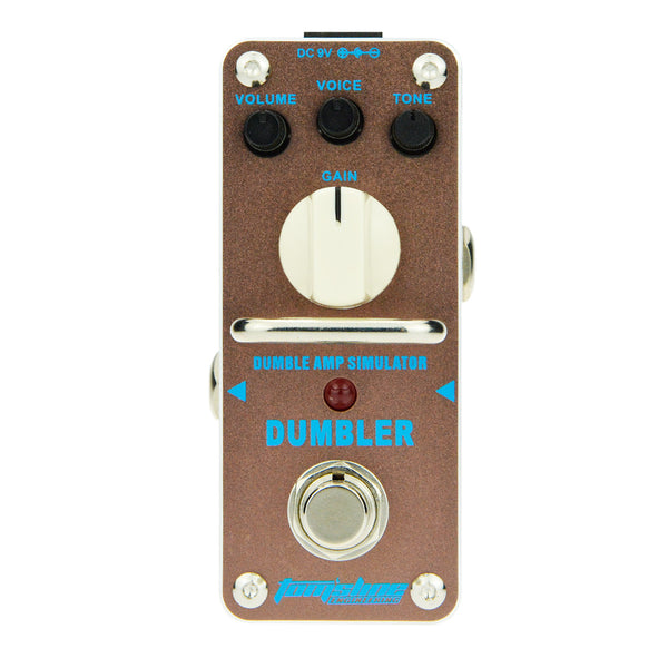 Aroma ADR-3 DUMBLER Overdrive Analogue Effect Pedal