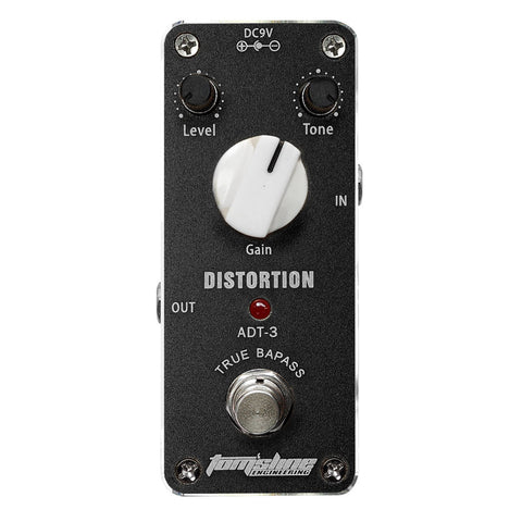 Aroma ADT-3 Distortion Analogue Effect Pedal
