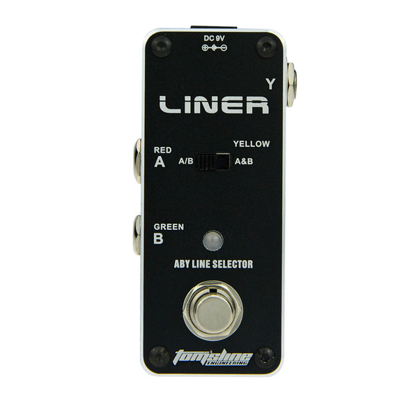 Aroma ALR-3 Liner ABY Line Selector Effect Pedal