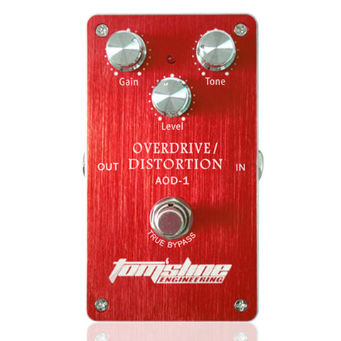 Aroma AOD-1 Overdrive Distortion Analogue Effect Pedal
