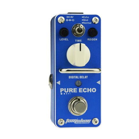 Aroma APE-3 Pure Echo Digital Delay Effect Pedal