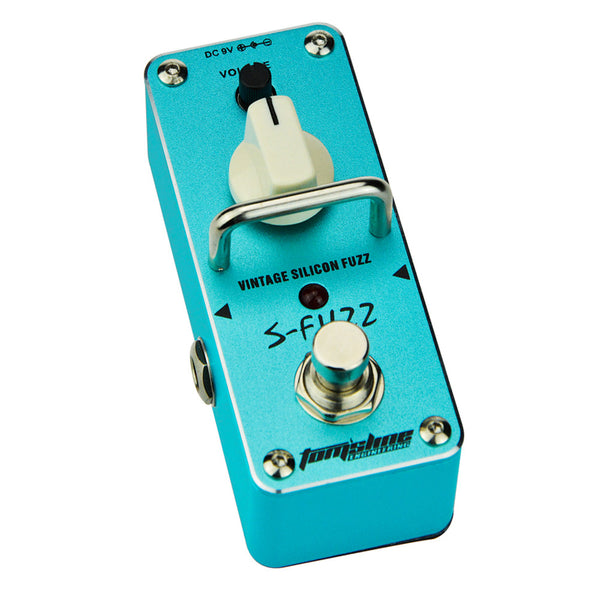 Aroma ASF-3 S-Fuzz Vintage Mini Analogue Effect Pedal