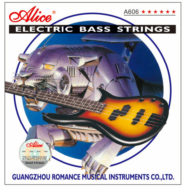 Alice A606 6 Strings Bass Strings 032-130 inch
