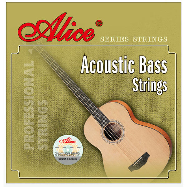 Alice A618 Acoustic Bass Strings