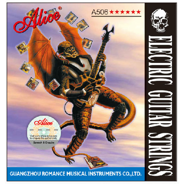 Alice A506 Electric Guitar Strings 009/010 inch