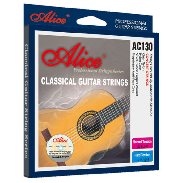 "Alice AC130 Classical Guitar Strings 028""/0285"""