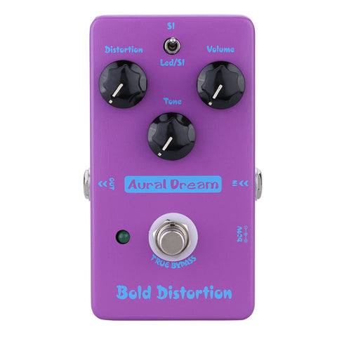 Aural Dream Bold Distortion