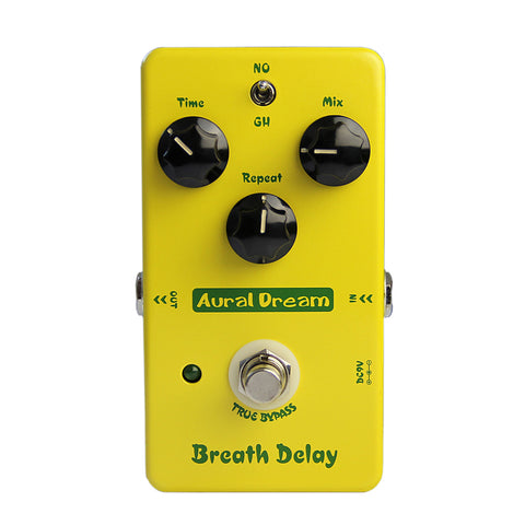 Aural Dream Breath Delay