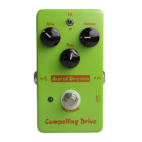 Aural Dream Compelling Drive