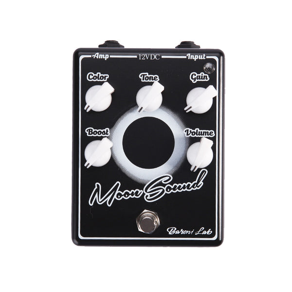 Baroni-Lab Moon Sound Etreme Distortion Guitar Pedal