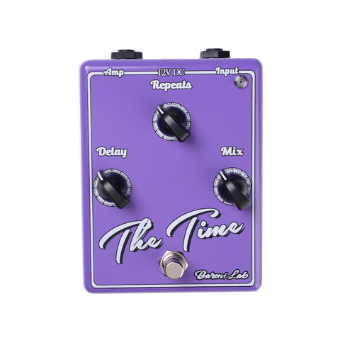 Baroni-Lab The Time Delay Guitar Pedal