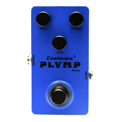 CoolMusic C-DE01 PLUMP Delay Guitar Padel