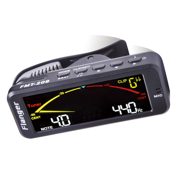 Flanger FMT-209 Clip on Tuner and Metronome