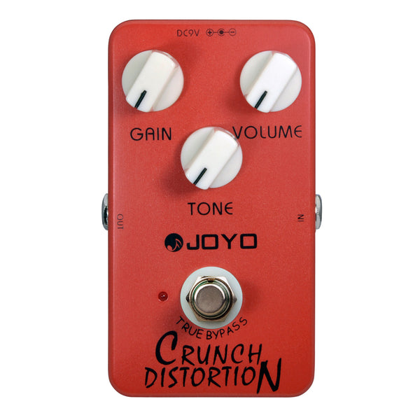 JOYO JF-03 Crunch Distortion Effect Pedal