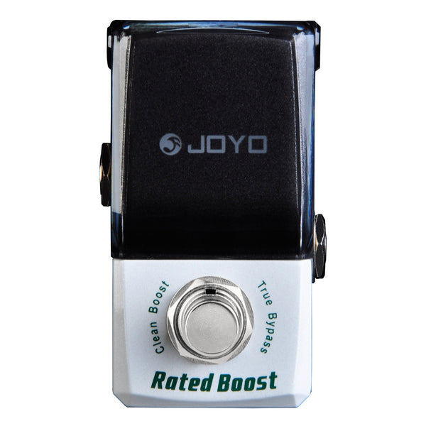 JOYO JF-301 Rated?Boost Effect Pedal