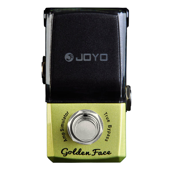 JOYO JF-308 Golden?Face Amp Simulator Effect Pedal