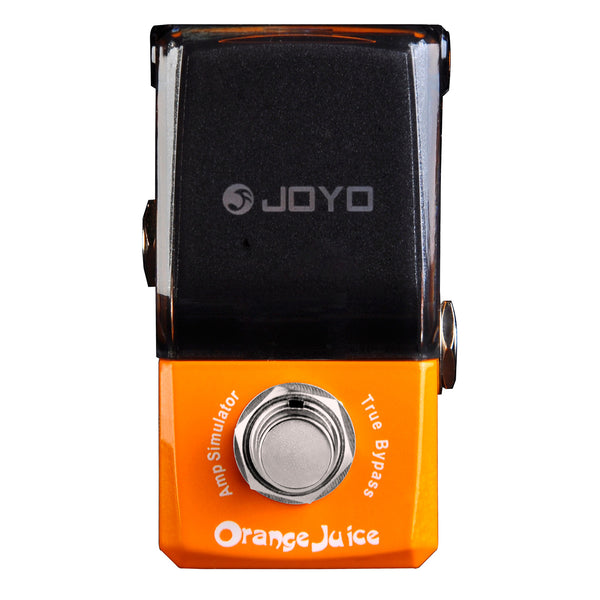 JOYO JF-310 Orange?Juice Amp Simulator Effect Pedal