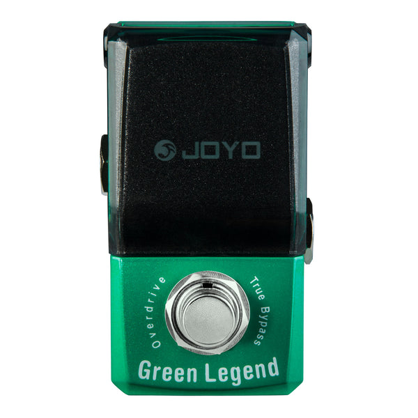 JOYO JF-319 GREEN LEGEND Overdrive Effect Pedal