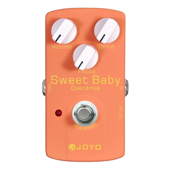 JOYO JF-36 Sweet Baby Distortion Effect Pedal