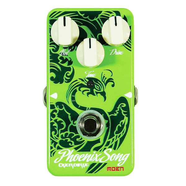 Moen AM-OD Phoenix Song Overdrive Effect Pedal
