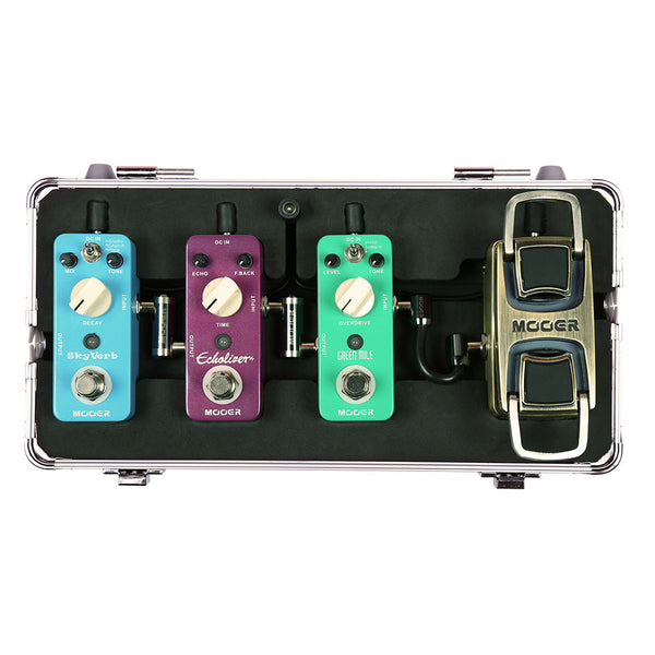 Mooer FC-M4 Flight Case For Effect Pedal