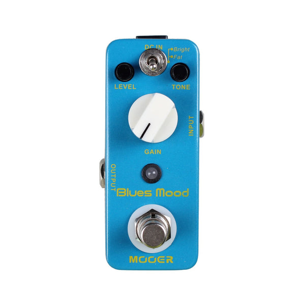 Mooer MBD2 Blues Mood Blues Effect Pedal