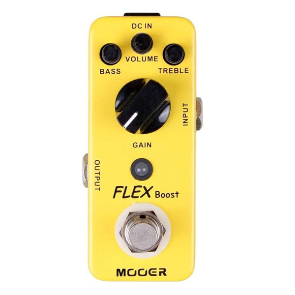 Mooer MBT1 Flex Boost Effect Pedal