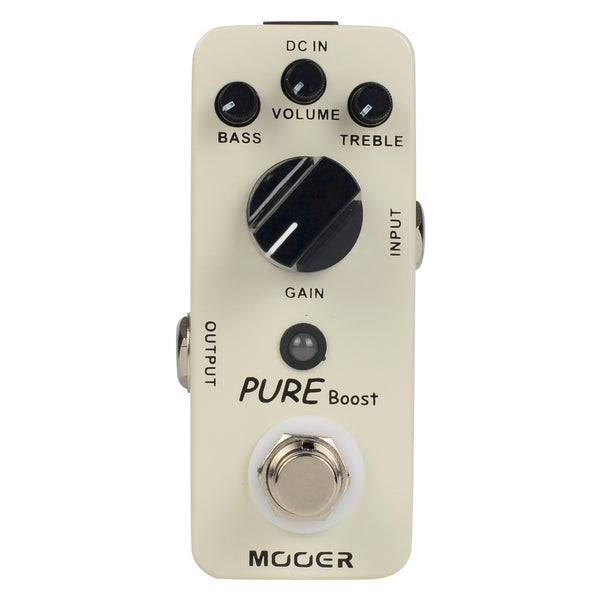 Mooer MBT2 Pure Boost Effect Pedal