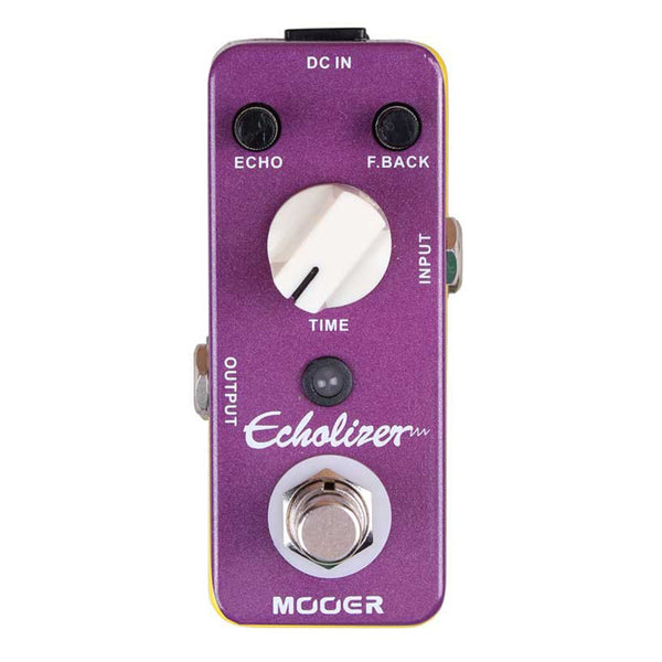 Mooer MDL3 Echolizer Delay Effect Pedal