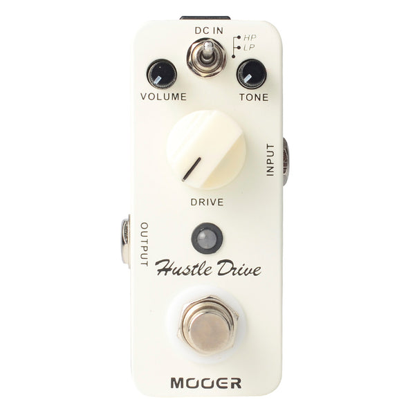 Mooer MDS2 Hustle Drive Distortion Effect Pedal