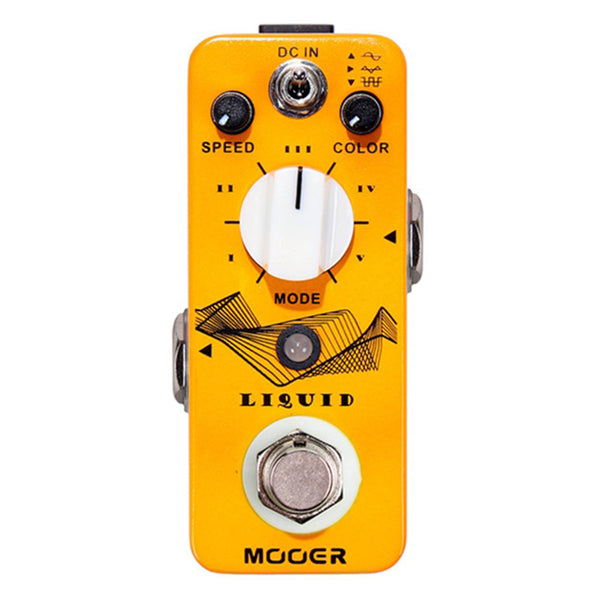 Mooer MPH2 Liquid Phaser Effect Pedal