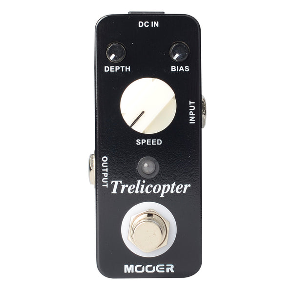 Mooer MTR1 Trelicopter Tremolo Effect Pedal