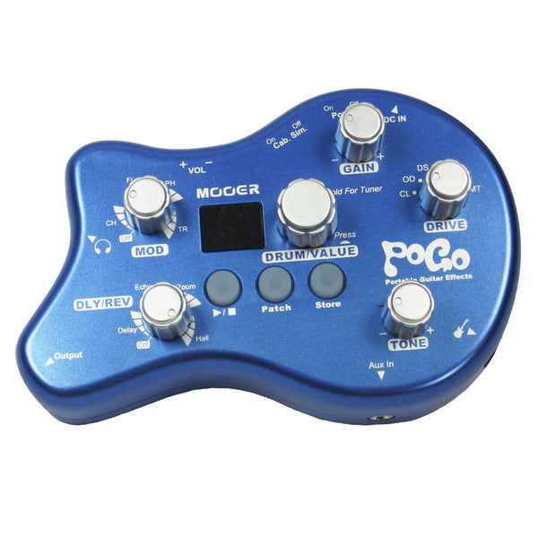 Mooer PE50 Pogo Multi-Effects Module Effect Pedal